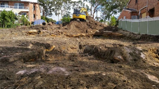Sylvania Demolition