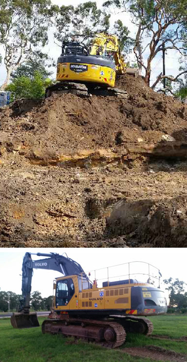 Excavation Services Sydney